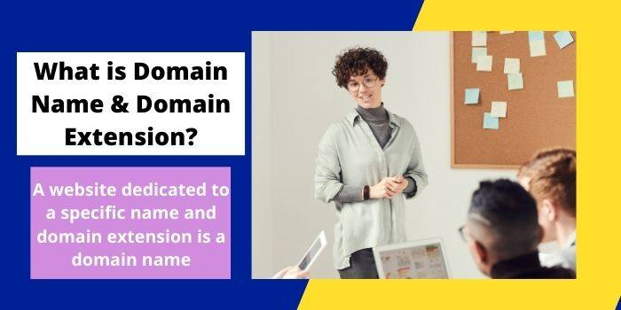 Domain Name & Domain Extension